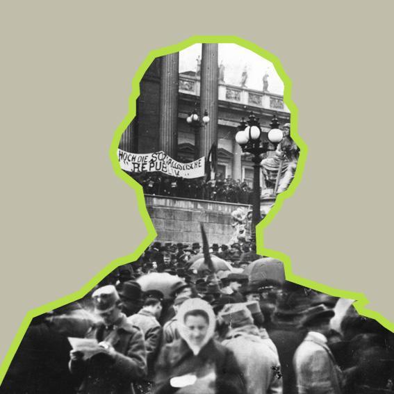 Marie Toth (1904–2006) wird in eine Familie tschechischer ZiegelarbeiterInnen in Leobersdorf bei Wien geboren. Der Vater verstirbt früh. Dass es wenig zu essen gibt, kann auch die Republik kaum ändern. Die Familie versucht auf Feldern zu sammeln, was bei der Ernte übersehen wurde oder tauscht am Schwarzmarkt Waren gegen Lebensmittel. Durch die Unterstützung von Organisationen für ArbeiterInnen, beispielsweise dem Konsumverein, kann sich Marie Toth im neuen Staat aber langsam ein etwas besseres Leben aufbauen. Die Wirtschaftskrise macht das zunichte und die immer feindseligere politische Stimmung zerstört den Frieden im Alltag.