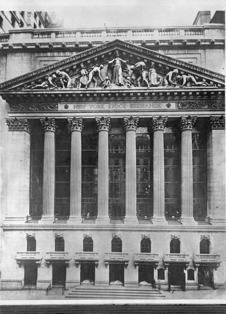 Stock Exchange, New York
