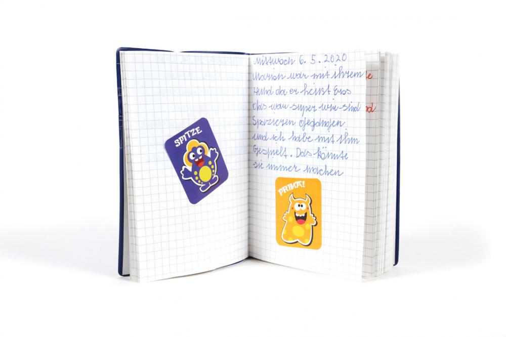 Tagebuch eines auf soziale Betreuung angewiesenen Kindes, April 2020
